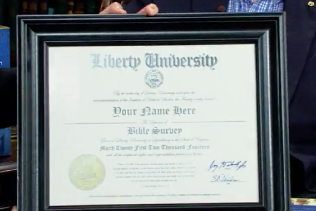 Liberty University And Benny Hinn A Match Made In